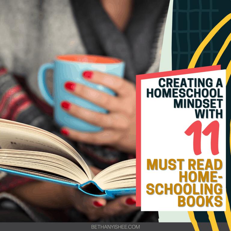 Creating a Homeschool Mindset: Must-Read Homeschooling Books