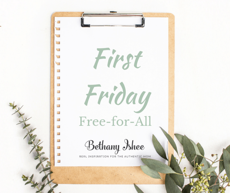 First Friday Free for All-February 2017 Edition