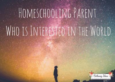 interesting homeschool parent