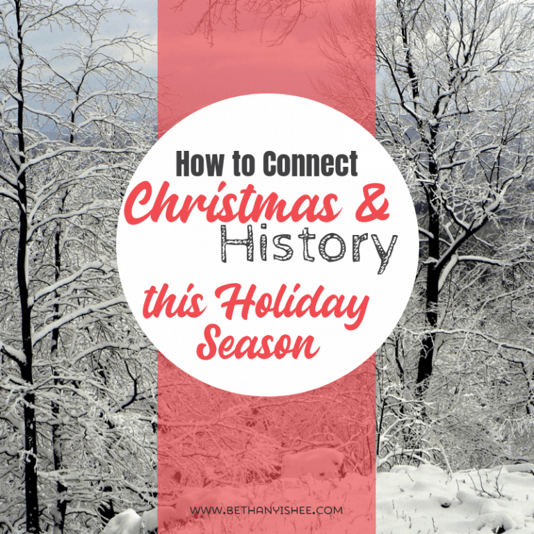 How to Connect Christmas and History this Holiday Season