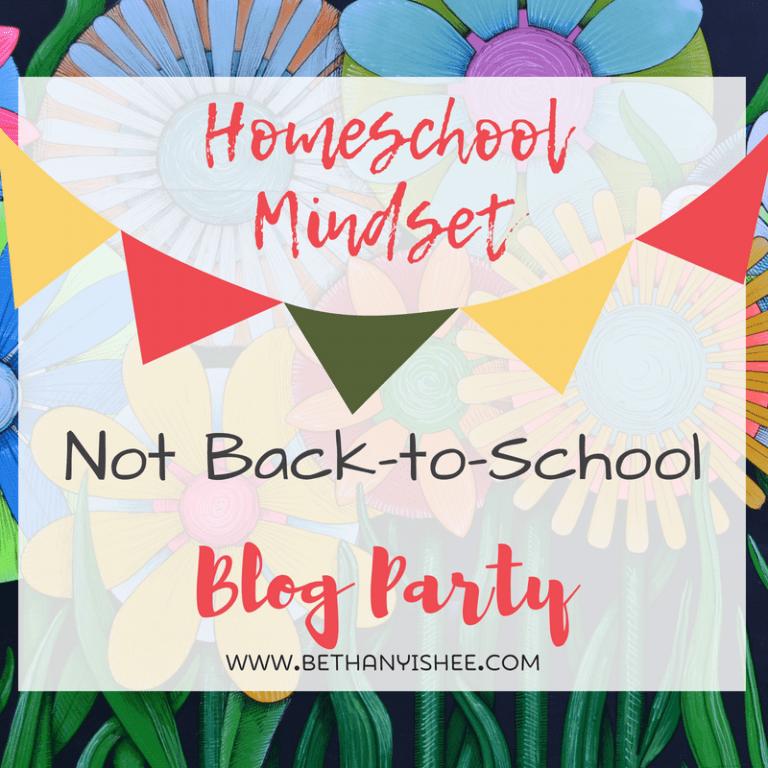 The Not Back-to-School Homeschool Giveaways Hub