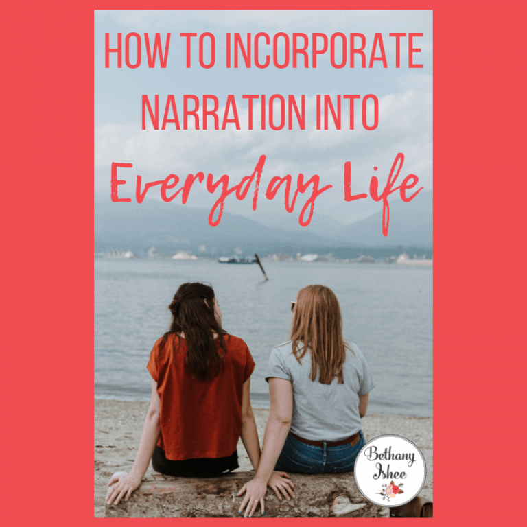 How to Incorporate Narration Into Everyday Life