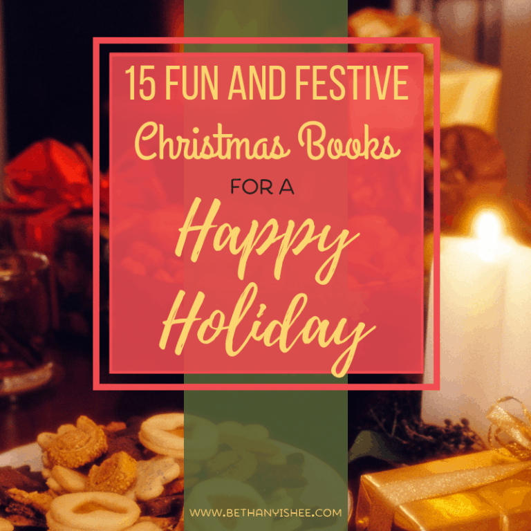 15 Fun and Festive Christmas Books for a Happy Holiday