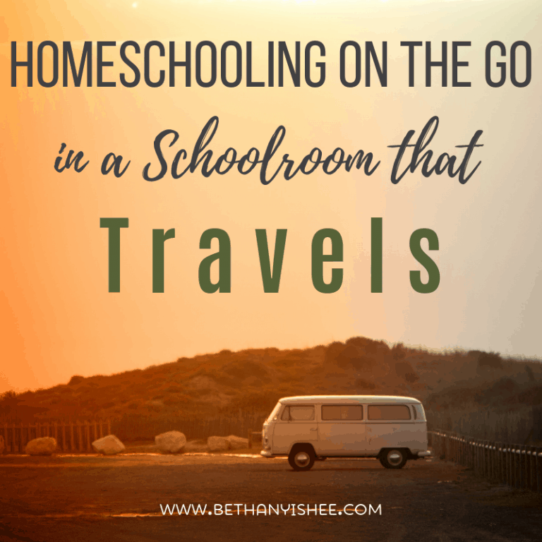 Carschooling on the Go in a Schoolroom That Travels