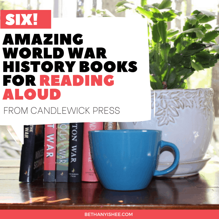 6 Amazing World War History Books for Reading Aloud from Candlewick Press