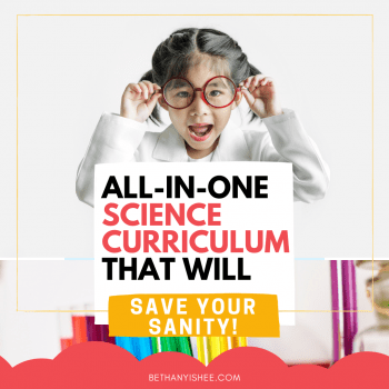 all in one science curriculum