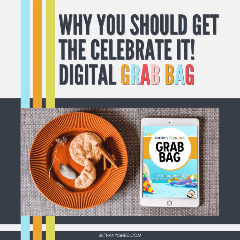 Why You Should Get the Celebrate It! Digital Grab Bag