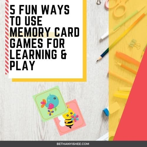 5 Fun Ways to Use Memory Card Games for Learning and Play