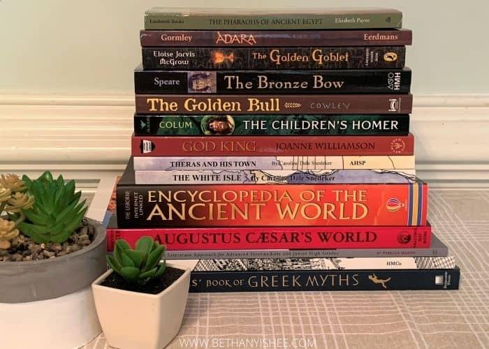 history living books